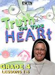 Truth In Heart DVD Video - Grade 4 Lessons 1 to 5 - EWTN Video Catechism