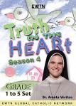 Truth In Heart DVD Video - Grade 1 to 5 - Season 4  Set - EWTN Video Catechism