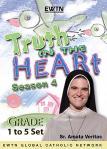 Truth In Heart DVD Video - Grade 1 to 5 - Season 4  Set - EWTN Video Catechism