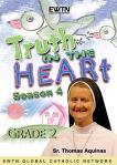 Truth In Heart DVD Video - Grade 2 - Season 4 - EWTN Video Catechism