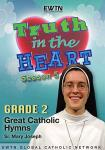 Truth In Heart DVD Video - Grade 2 - Season 5 - EWTN Video Catechism