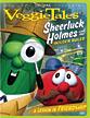 VeggieTales - Sheerluck Holmes & the Golden Ruler DVD Video - Animated