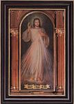 The Divine Mercy Framed Picture - 21 Inch x 15 Inch