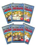 My Time With Jesus DVD Set - 19 Volume - Animated Series Produced By EWTN