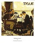 Saying Grace Art Poster Print by Norman Rockwell