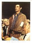 Freedom of Speech Art Poster Print by Norman Rockwell