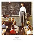 Surprise Art Poster Print by Norman Rockwell