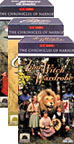 Chronicles of Narnia - 3 Volume VHS Video Set - BBC Production