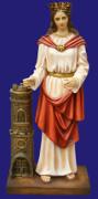 St. Barbara Statues