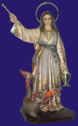St. Martha Statues
