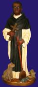 St. Martin De Porres Statues