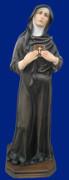 St. Monica Statues